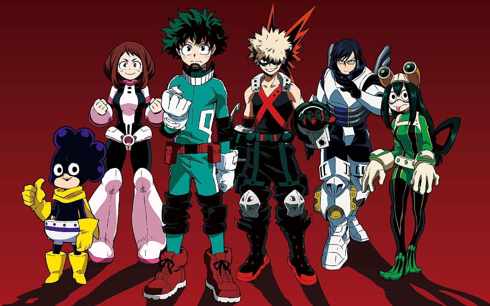 Hd wallpapers and background images. My Hero Academia HD Wallpapers - Wallpaper Cave