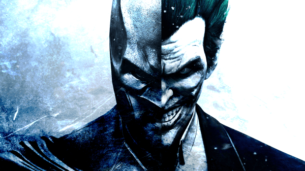 Batman vs Joker