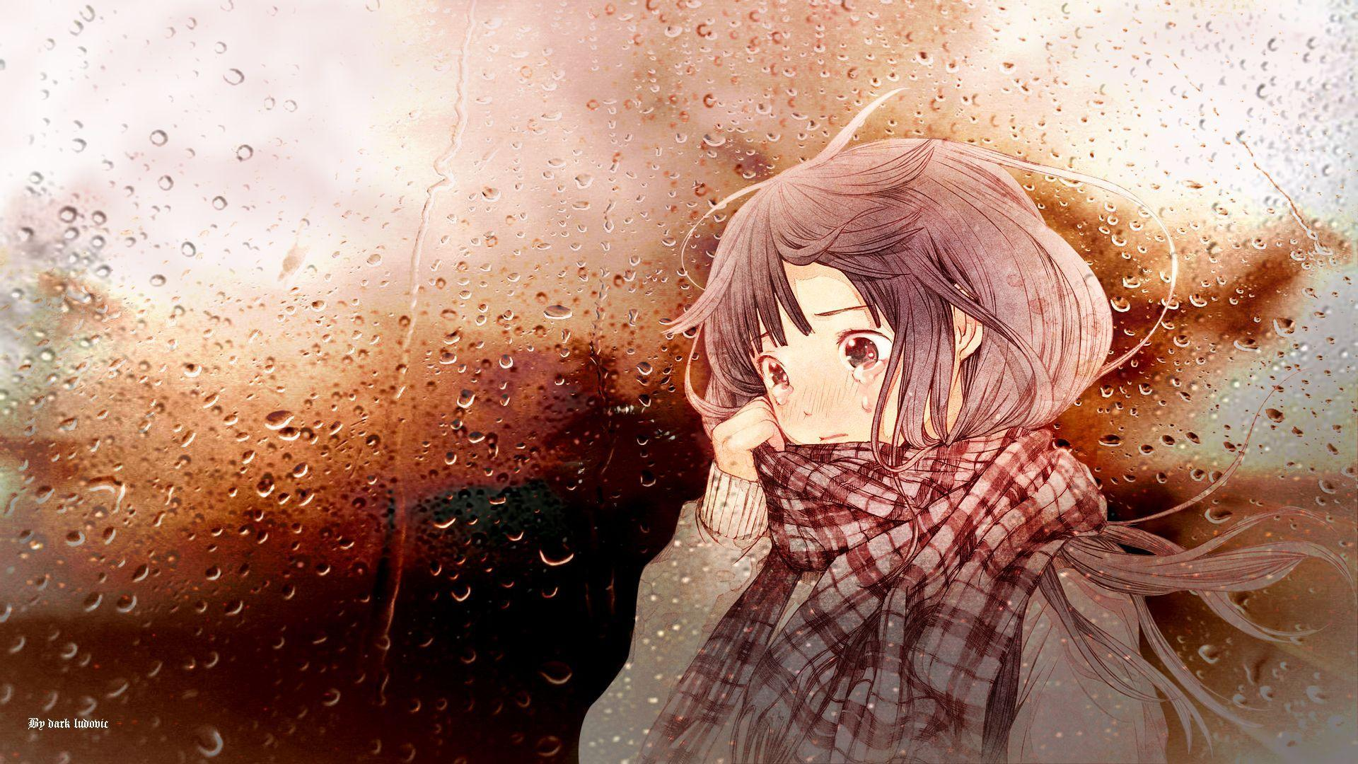 Www Sad Cute Girl Wallpaper Sad Anime Faces Wallpapers Wallpaper Cave