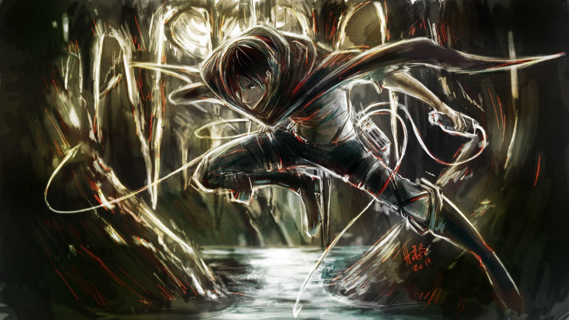 There are some amazing characters in the attack on titan anime series but also plenty who need to die asap. Attack On Titan HD Wallpapers - Wallpaper Cave