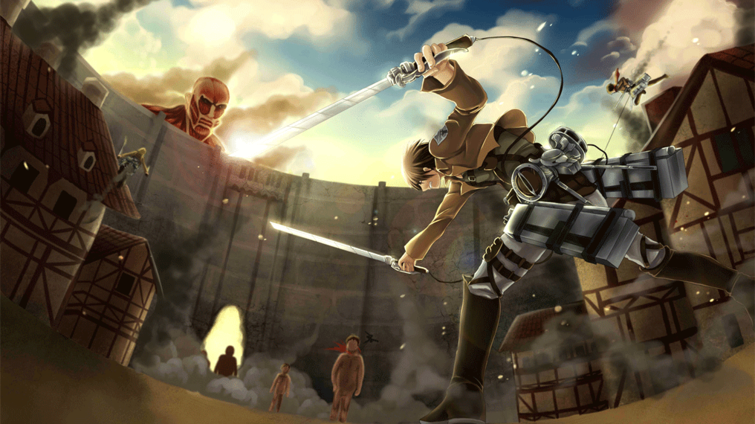 Advertisement platforms categories 0.1042015 user rating6 1/2 zip into the world of the popular ani. Attack On Titan HD Wallpapers - Wallpaper Cave