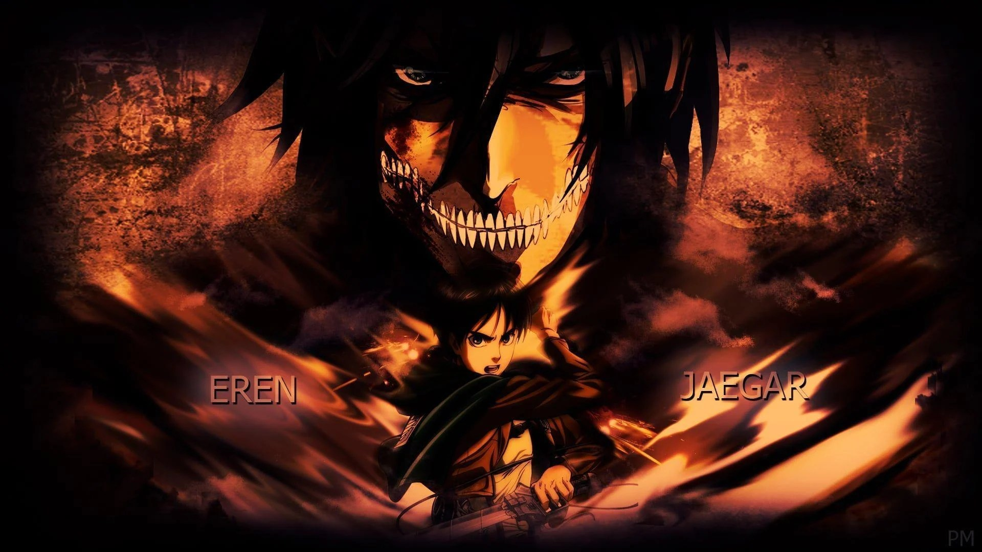 Yuriko nakao/getty images attack on titan is a popular anime series that has also spawned movies and video games. Attack On Titan HD Wallpapers - Wallpaper Cave