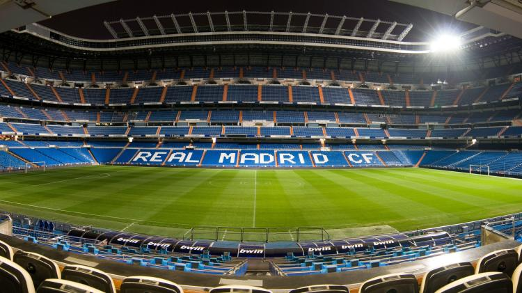 Real Madrid Stadium Wallpapers - Wallpaper Cave