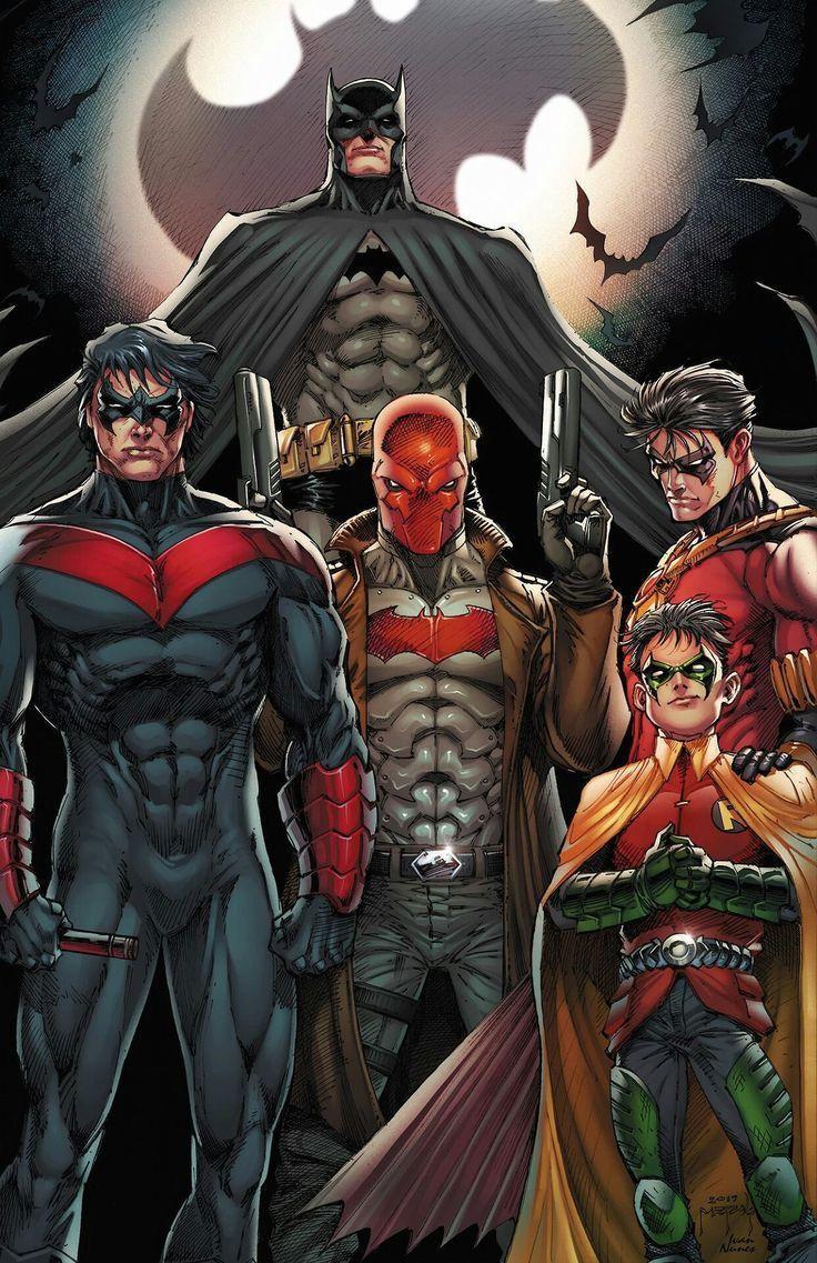 900+ BAT FAMILY ideas | bat family, batman, superhero