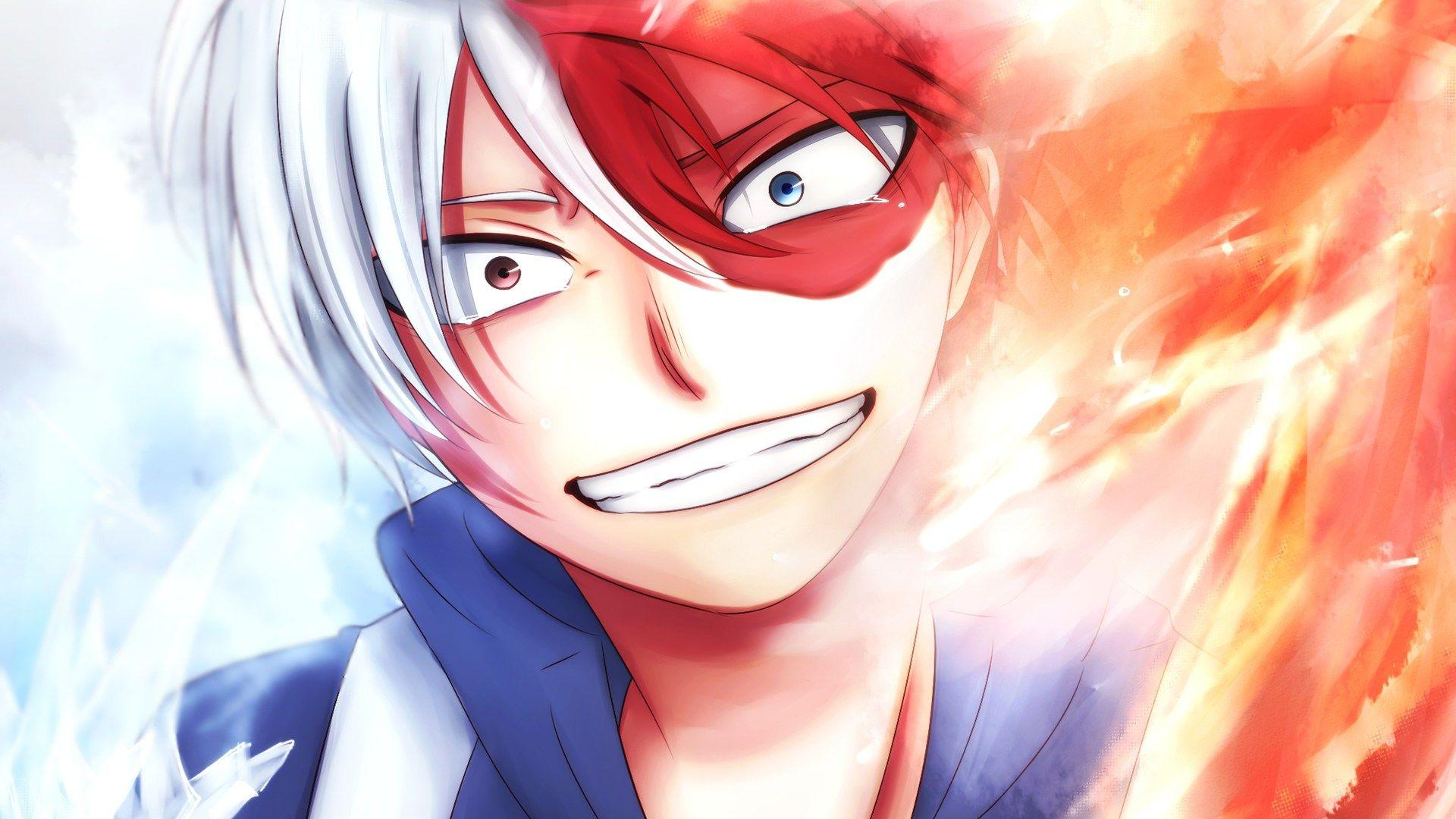 ✓ randomly show wallpapers from all of your installed freeaddon extensions, not just my hero academia todoroki x momo with 'random all newtabs' option. Shoto Todoroki Wallpapers - Wallpaper Cave