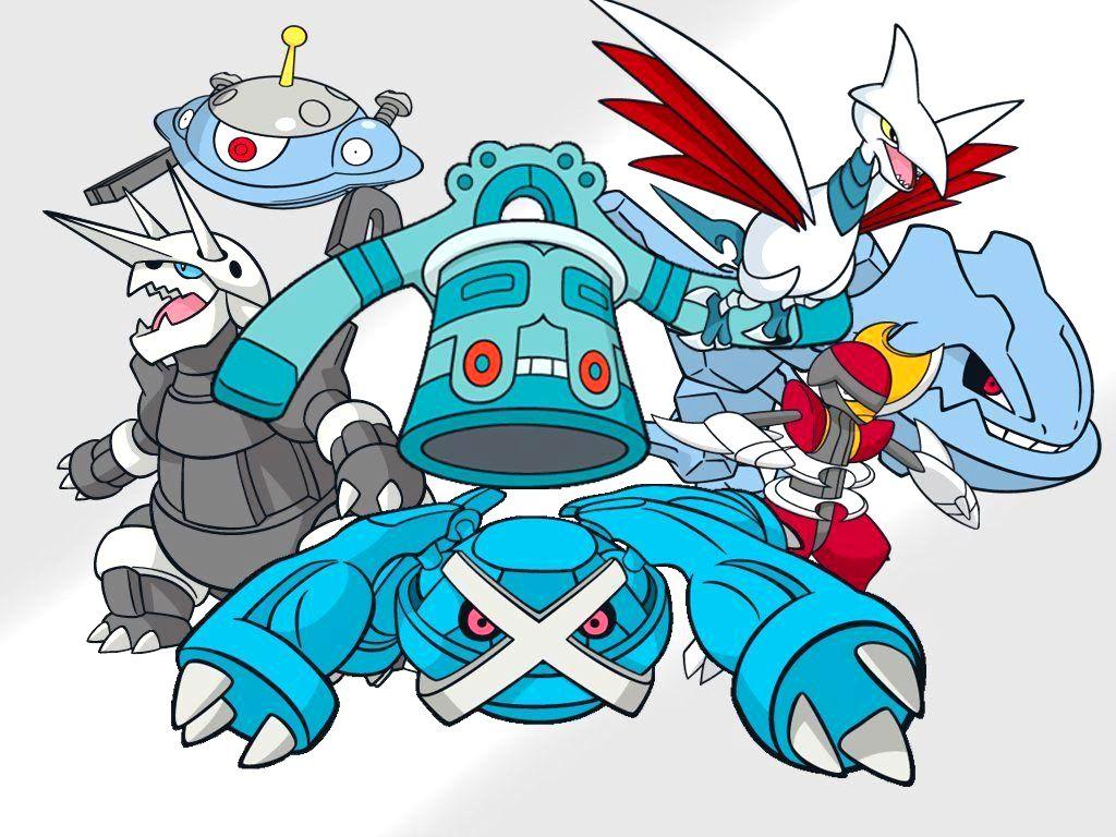 All Dragon Type Pokemon Wallpaper