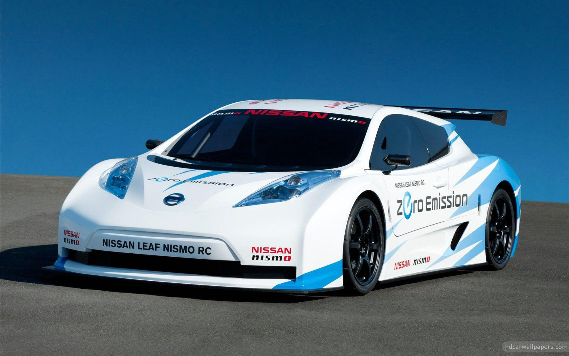 Nissan Leaf Wallpapers Wallpaper Cave