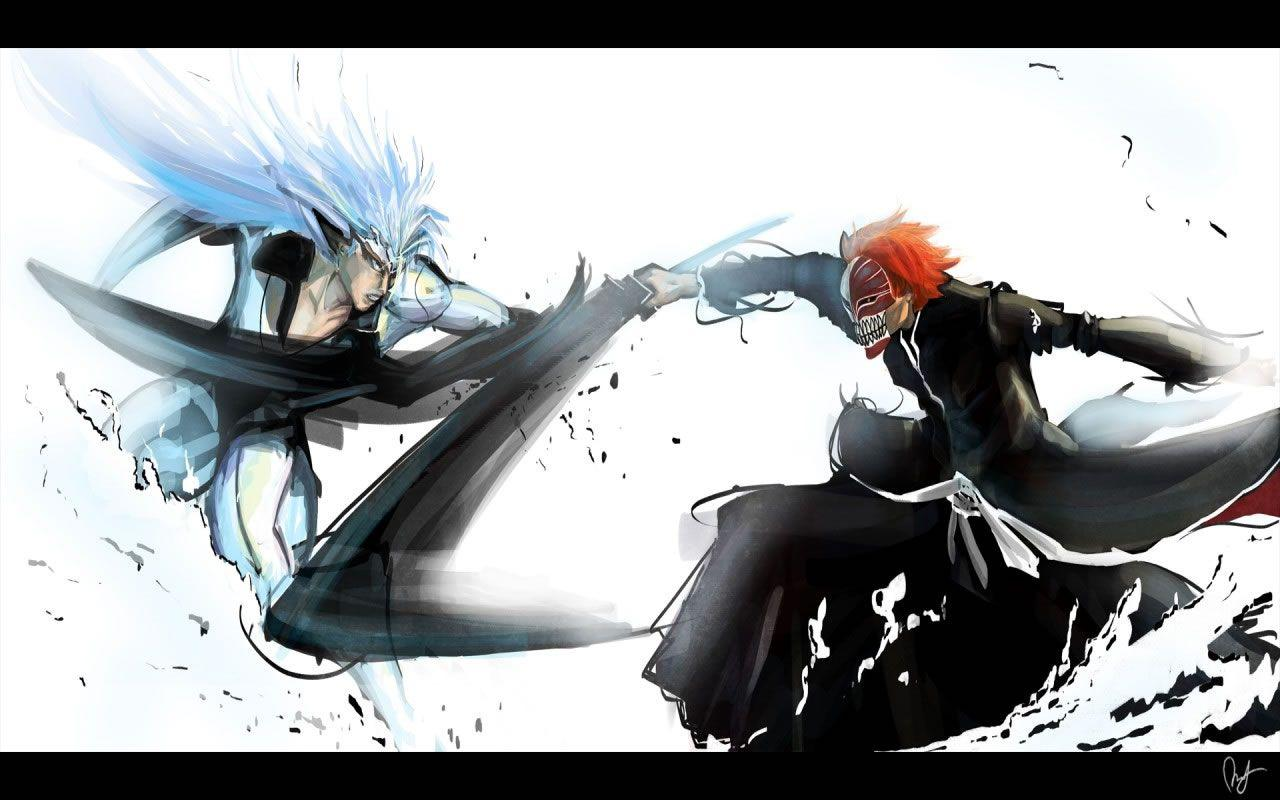 anime fight wallpapers wallpaper