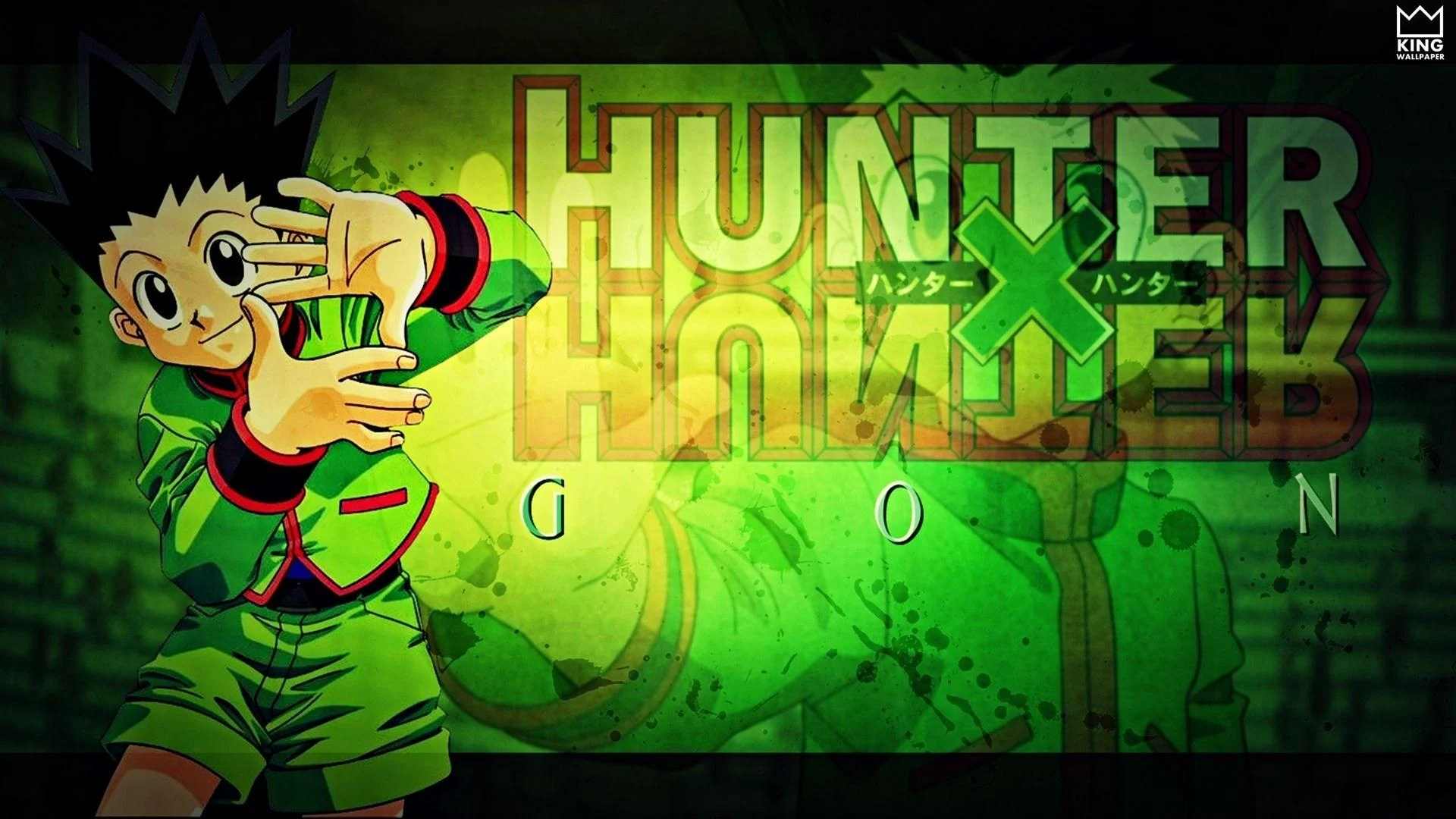 Search free hunter x hunter wallpapers on zedge and personalize your phone to suit you. Gon Freecss Wallpapers - Wallpaper Cave
