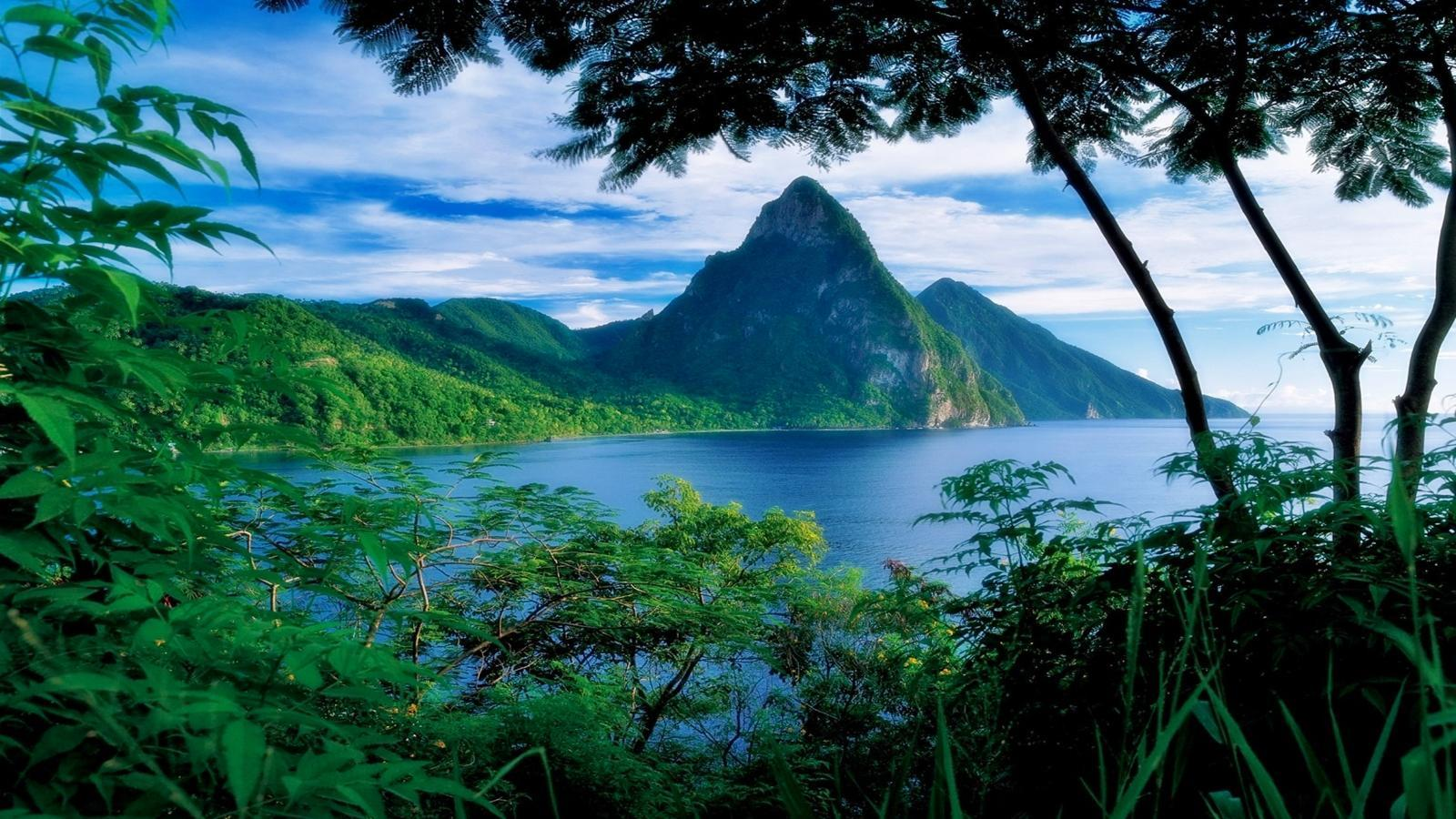 High Res Anime Wallpaper Saint Lucia Wallpapers Wallpaper Cave