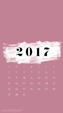 November 2017 Calendar Wallpapers - Wallpaper Cave