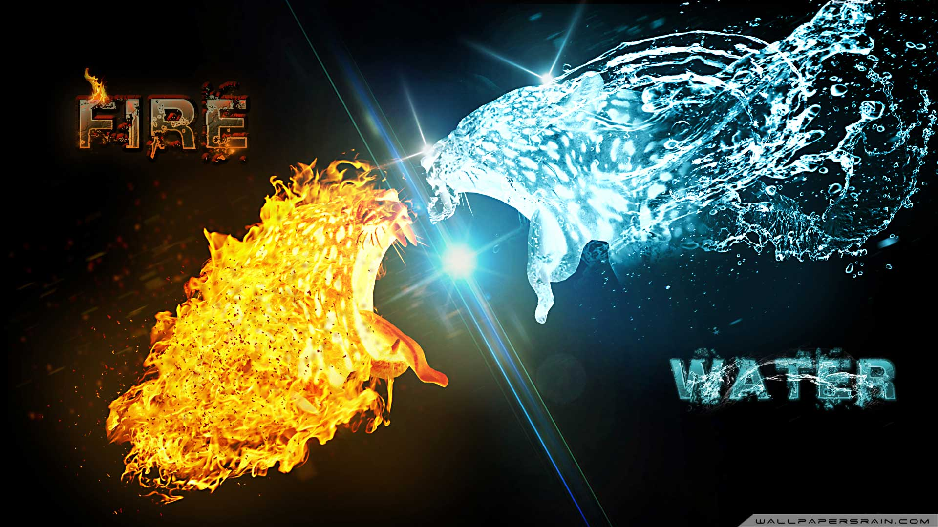 400 Pixels Wide Wallpapers Of Cars Fire Vs Water Wallpapers Wallpaper Cave