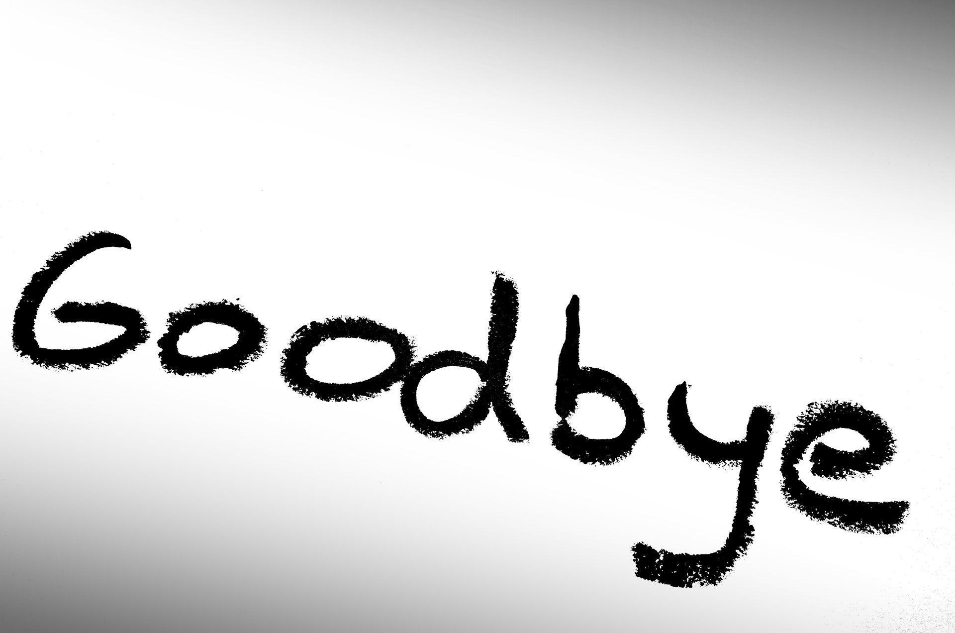 goodbye wallpapers wallpaper cave