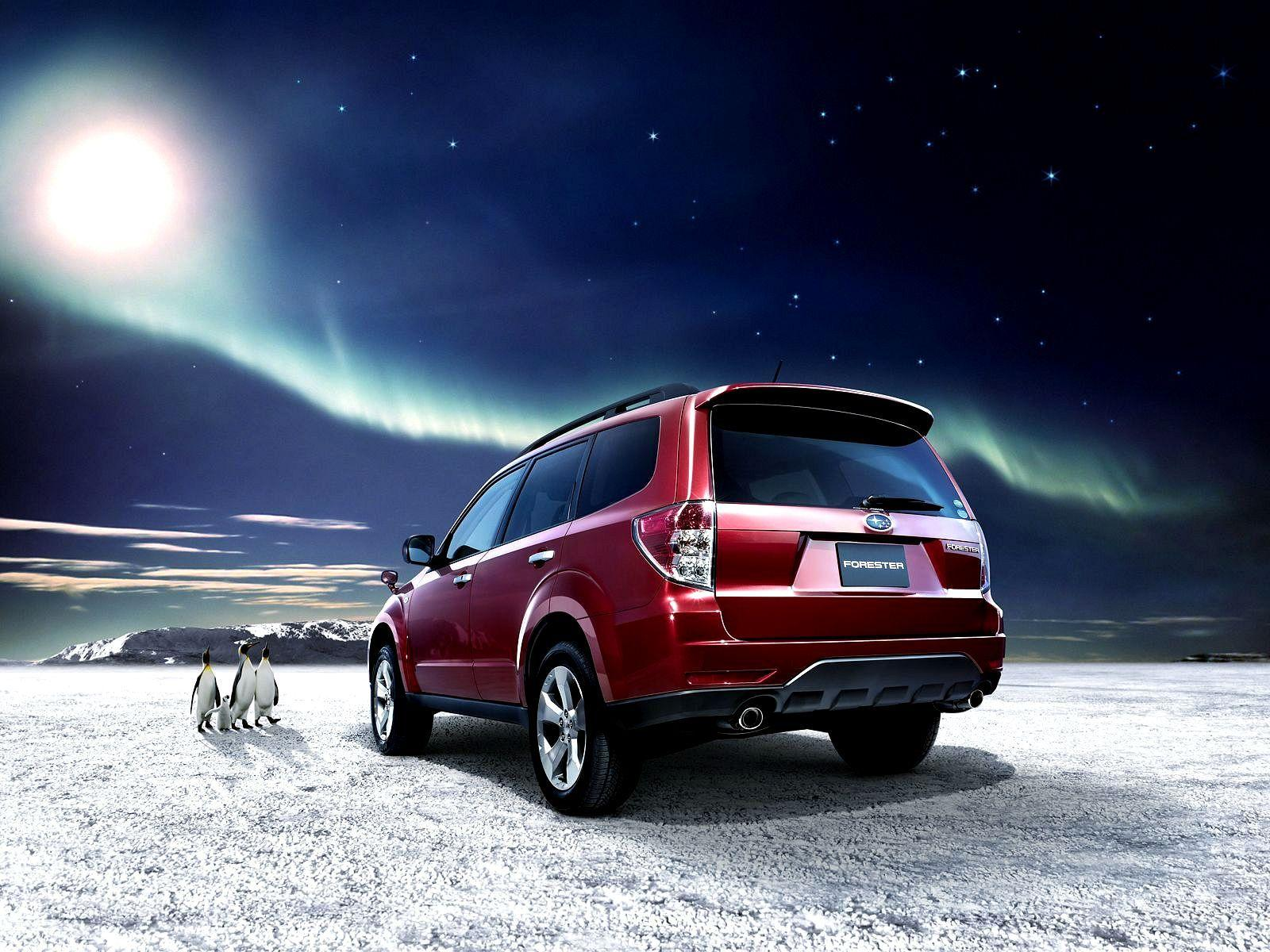 Subaru Forester Wallpapers Wallpaper Cave