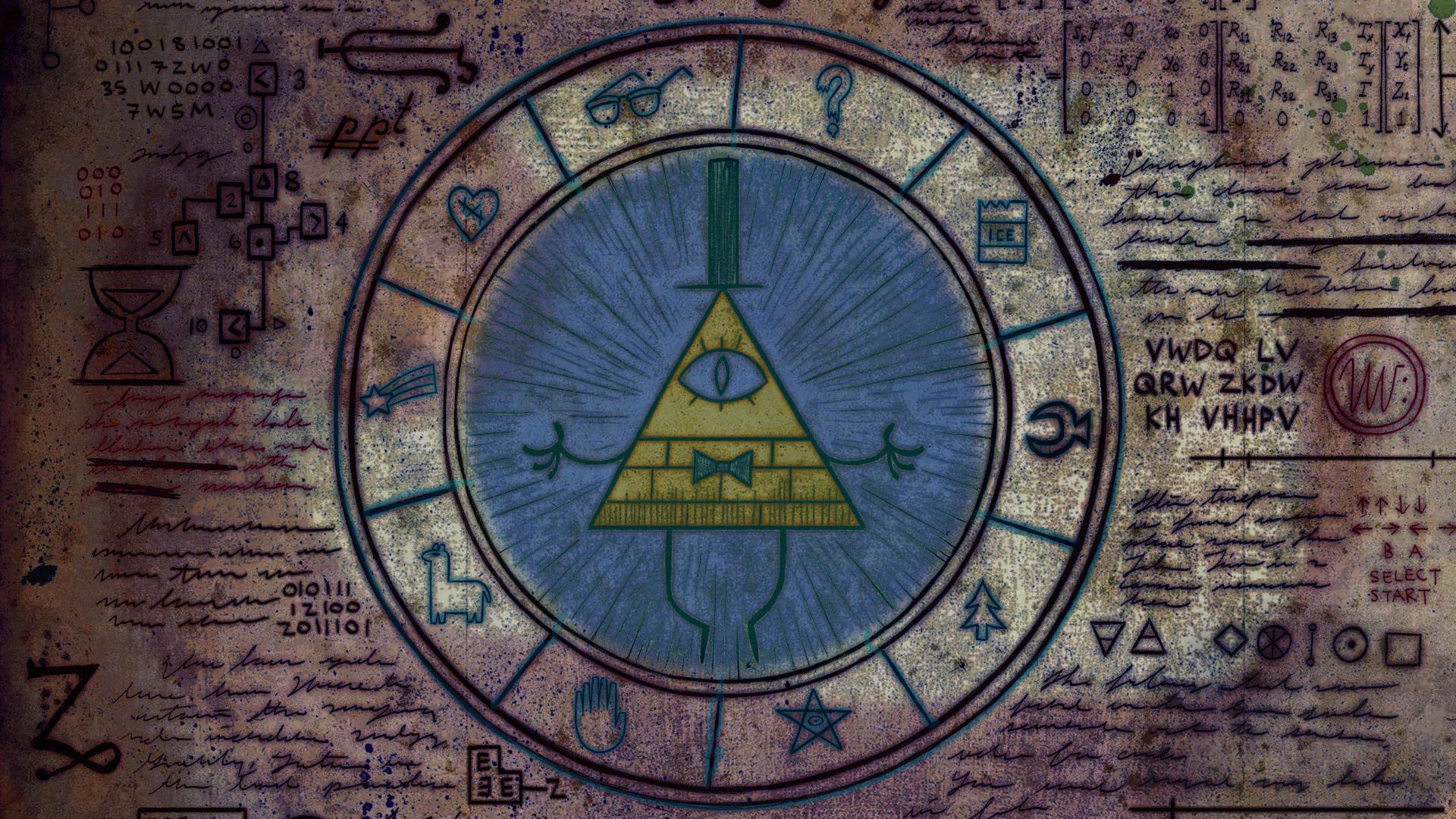 Gravity Falls Bill Cipher Wallpaper Hd Gravity Falls Hd Wallpapers Wallpaper Cave