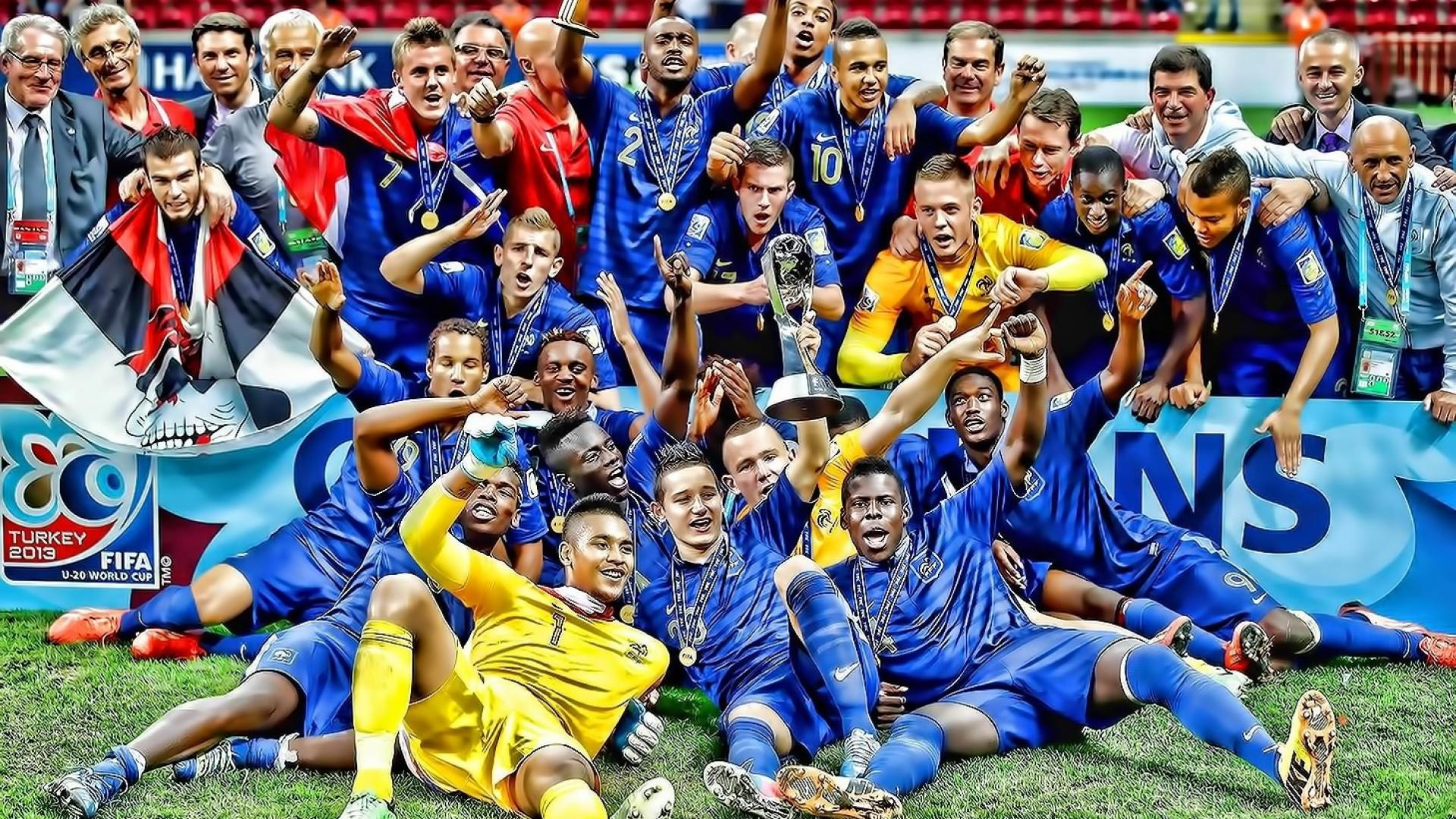 Could you recognize them on sight? France Soccer Wallpapers Wallpaper Cave