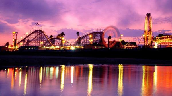 Amusement Park Wallpapers - Wallpaper Cave