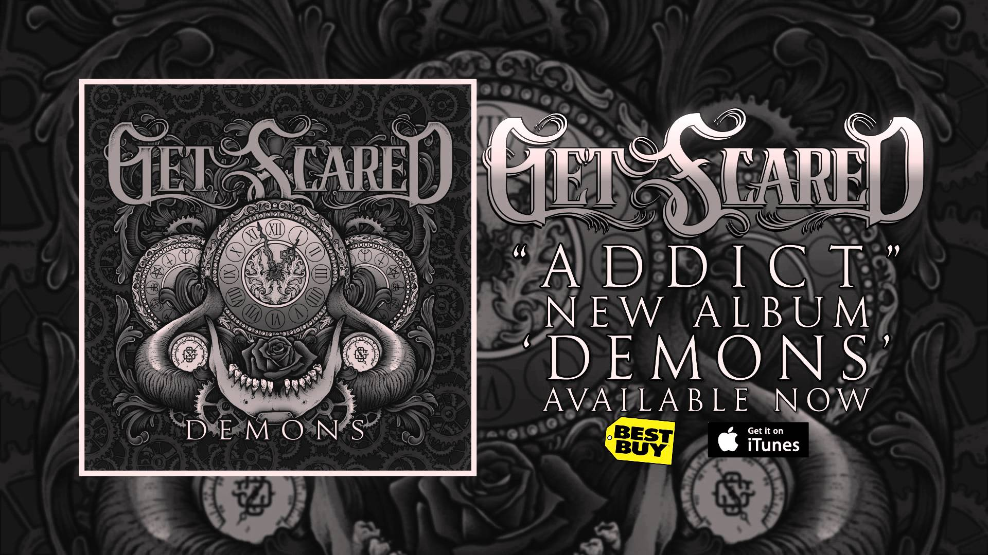 get scared band wallpapers