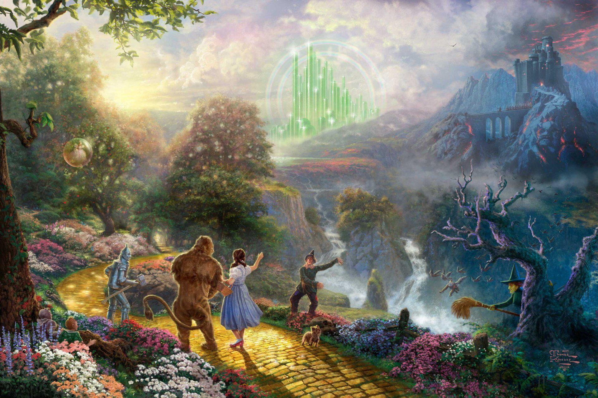 images Wizard Of Oz Wallpaper the wizard of oz wallpapers wallpaper