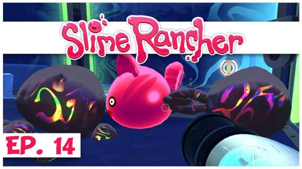 Slime Rancher Grotto - Year of Clean Water