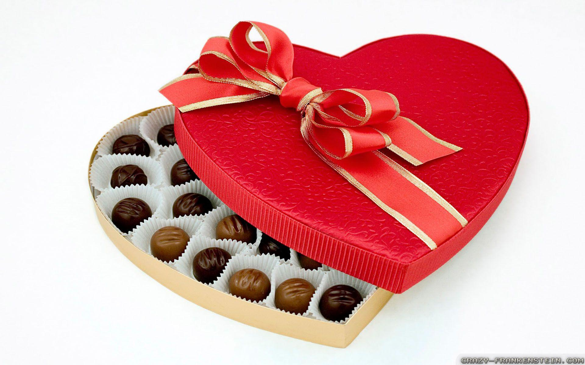 Valentine S Day Chocolate Wallpapers