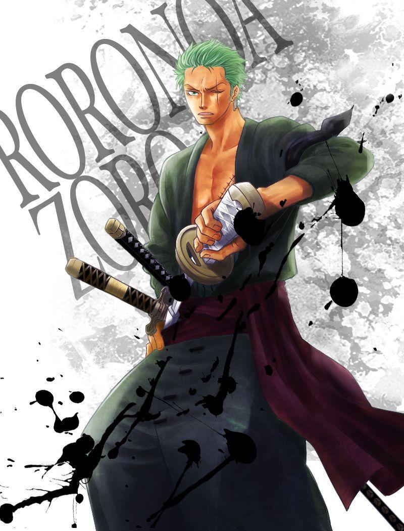 Zoro Hd : Roronoa, Wallpapers, Wallpaper