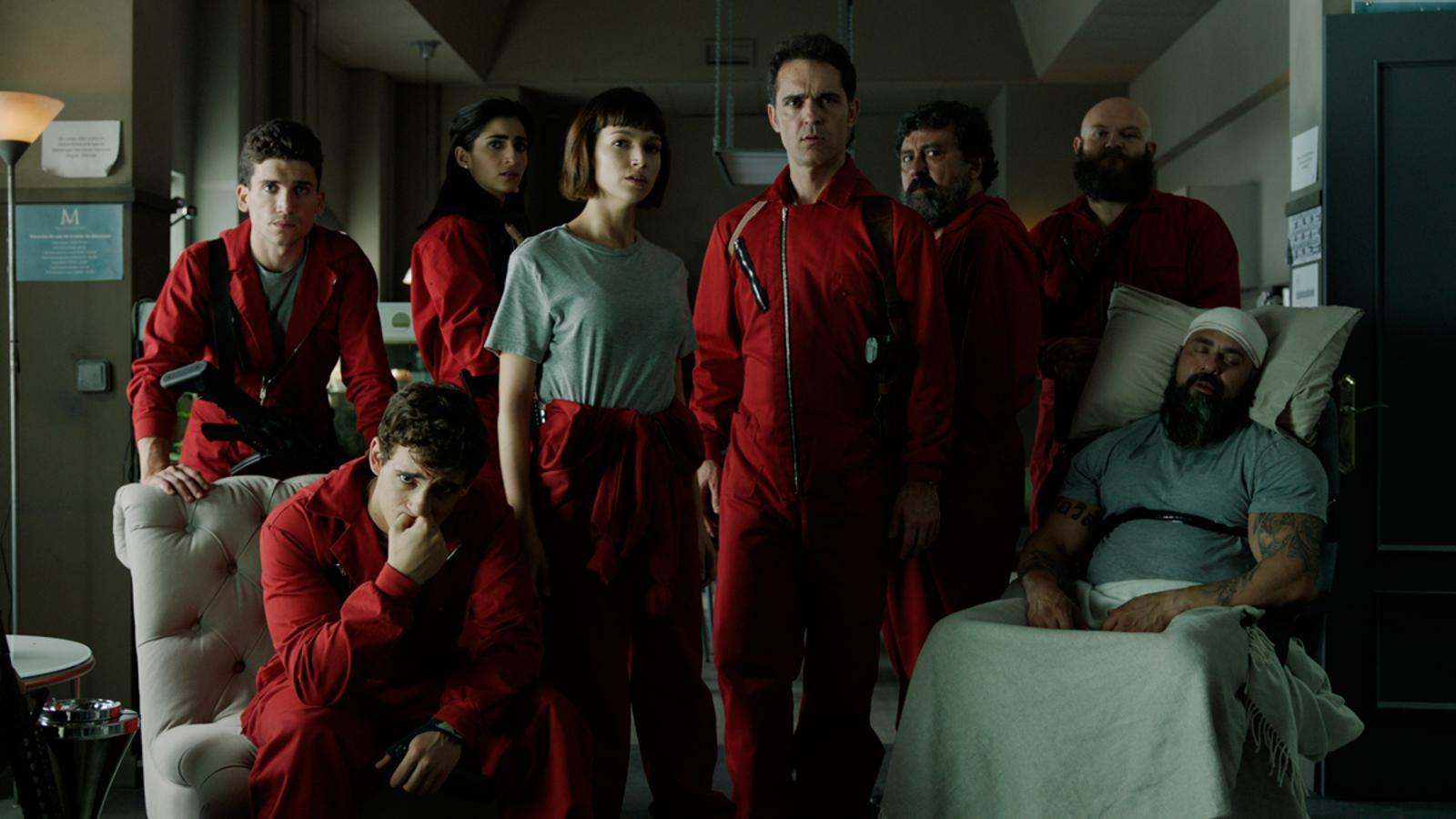La Casa De Papel Wallpapers  Wallpaper Cave
