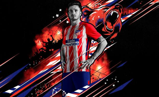 Atlético Madrid 2018 Wallpapers Wallpaper Cave
