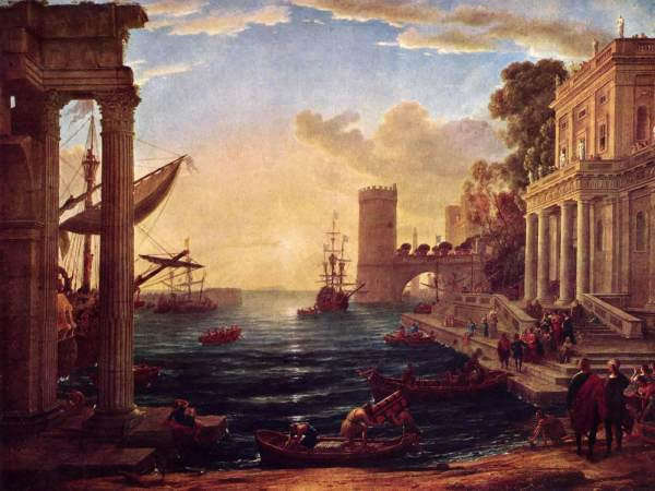 Famous Fine Art Paintings
