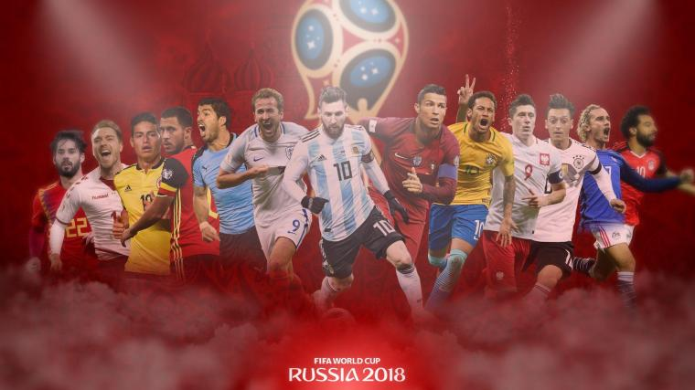 FIFA World Cup 2018 HD Wallpapers Download | FIFA World Cup 2018