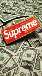 supreme iphone wallpapers hd