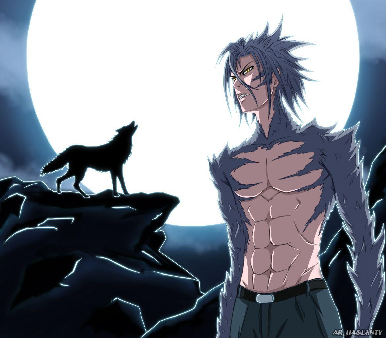 werewolf anime wallpapers wallpaper