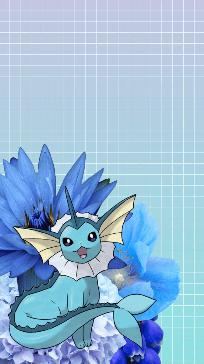 Latest Cute Wallpaper For Phone Vaporeon Hd Wallpapers Wallpaper Cave