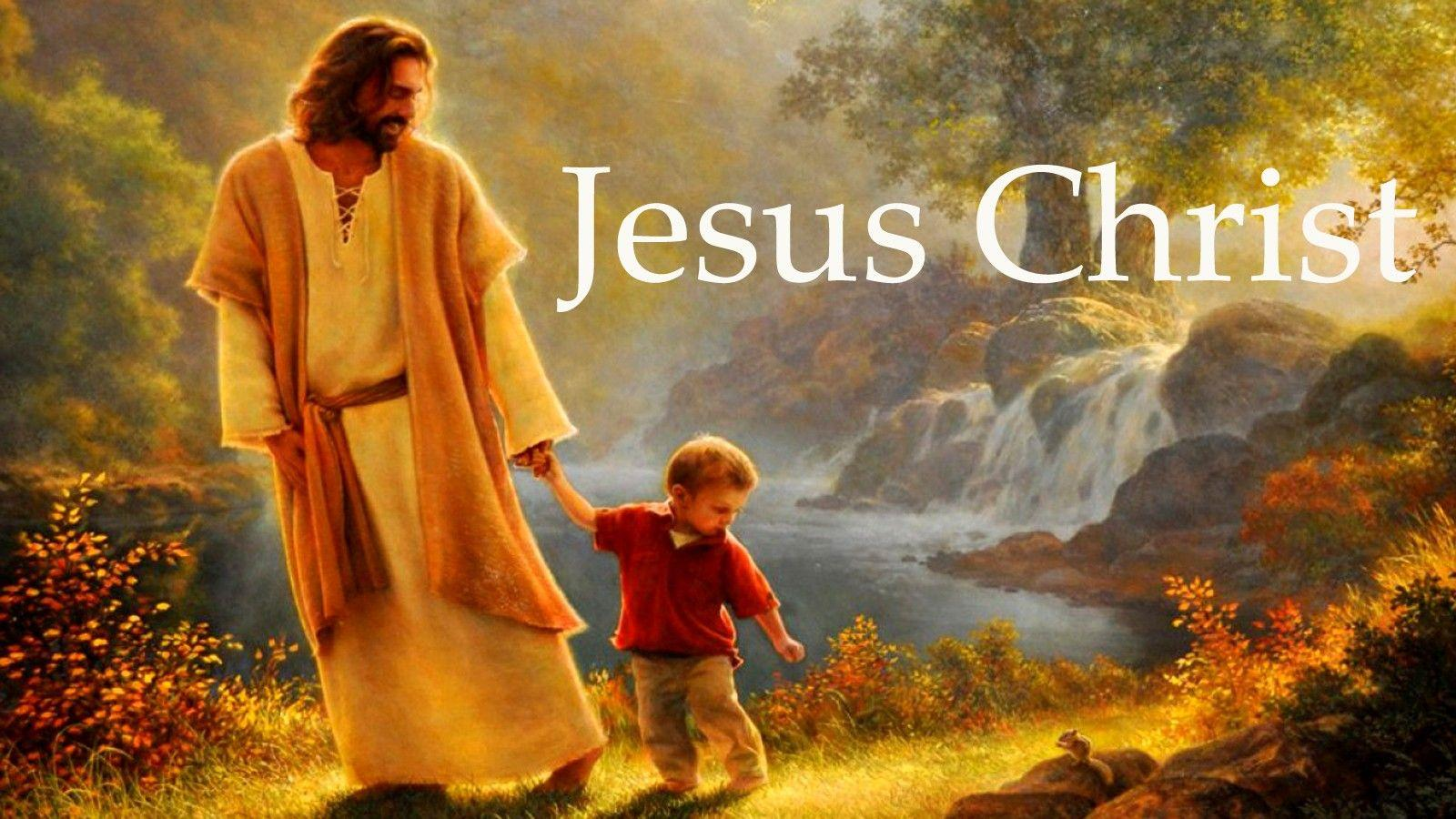 Lord Jesus Wallpapers Hd Wallpaper Cave