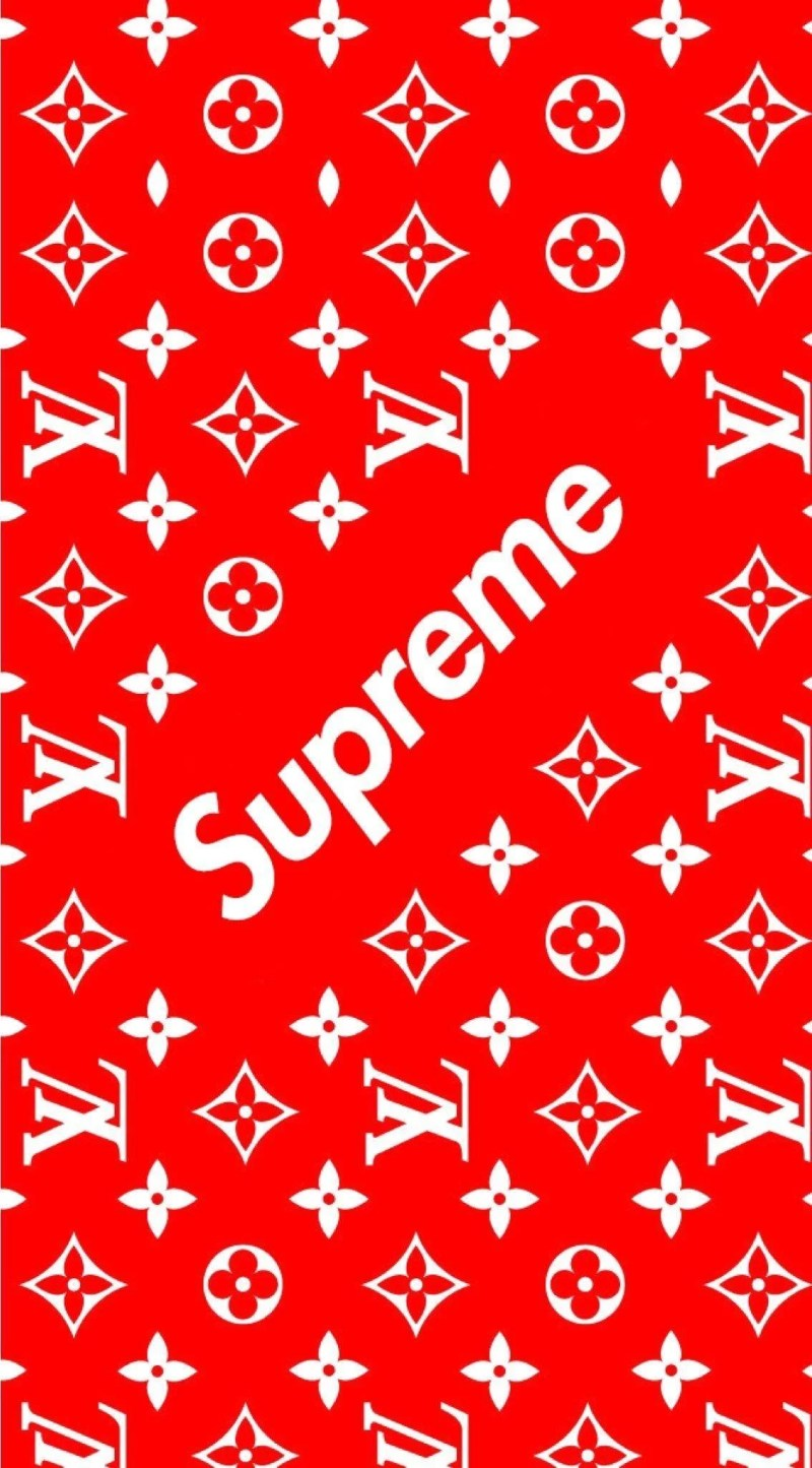 Supreme X Gucci Wallpaper Download Free Iphone Wallpapers