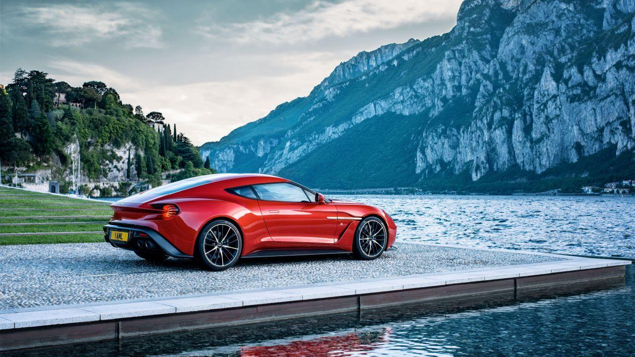Aston Martin Vanquish 2018 Wallpapers Wallpaper Cave