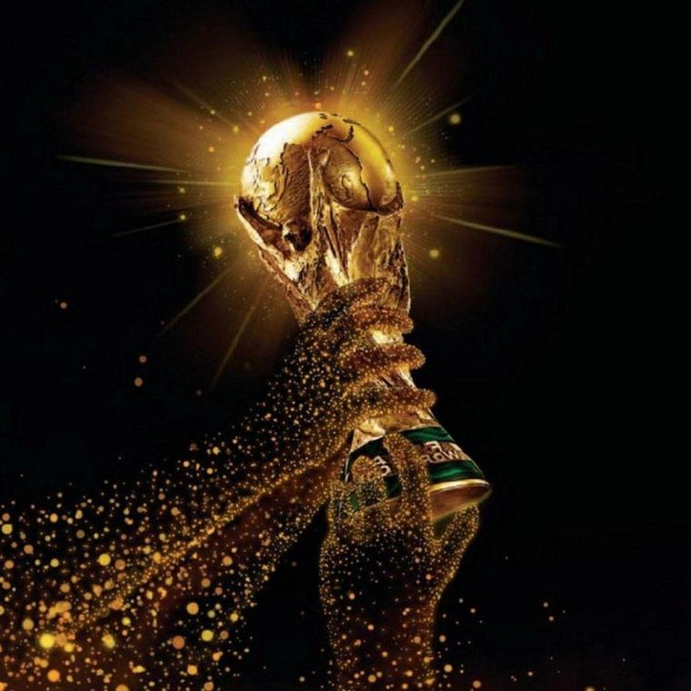 Fifa World Cup Trophy #iPad #Wallpaper | iPad Wallpapers ...