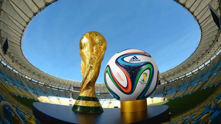 World Cup 2014 Football Wallpaper