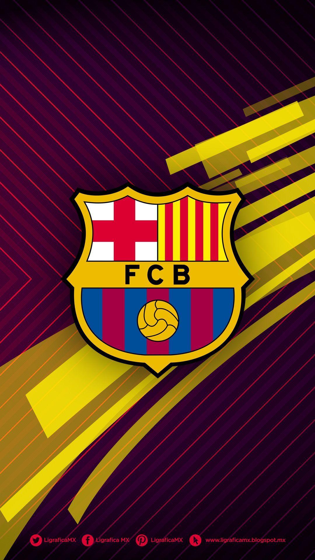 Lambang Barcelona : lambang, barcelona, Barcelona, Wallpapers, Wallpaper