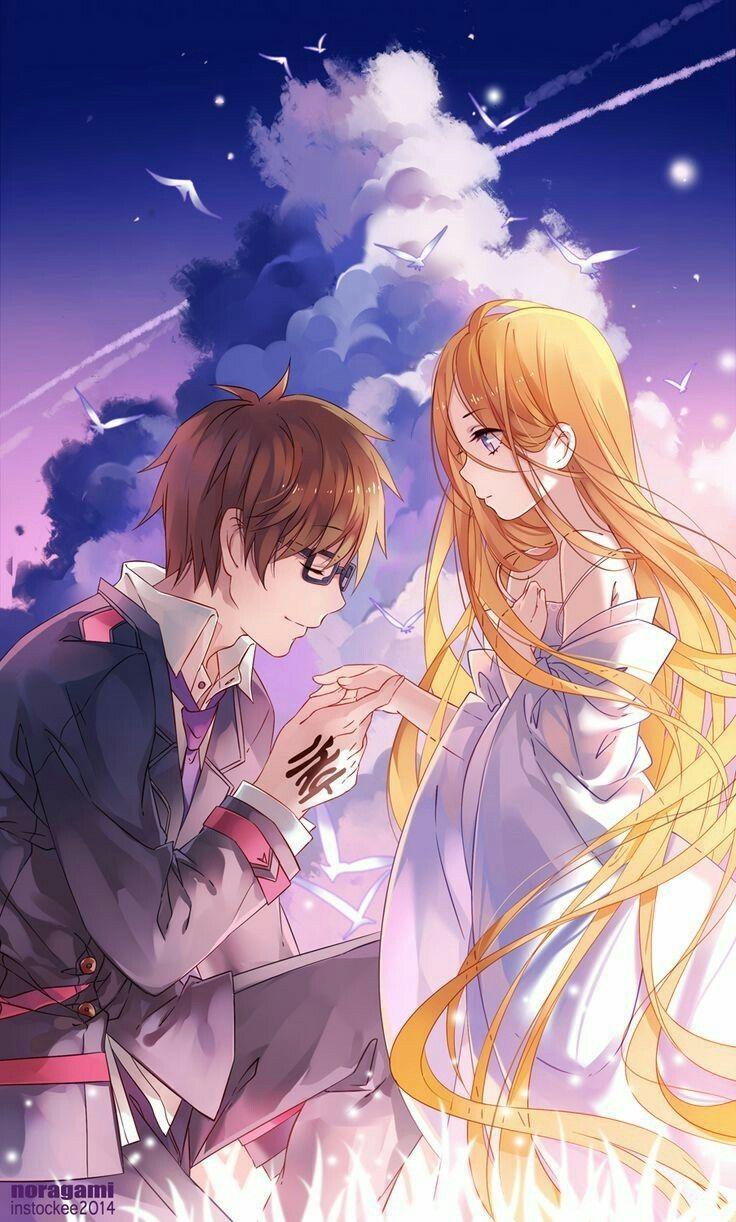 Wallpaper Anime Romantis : wallpaper, anime, romantis, Wallpapers, Anime, Romantis, Wallpaper