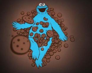Cookie Monster Wallpapers Wallpaper Cave