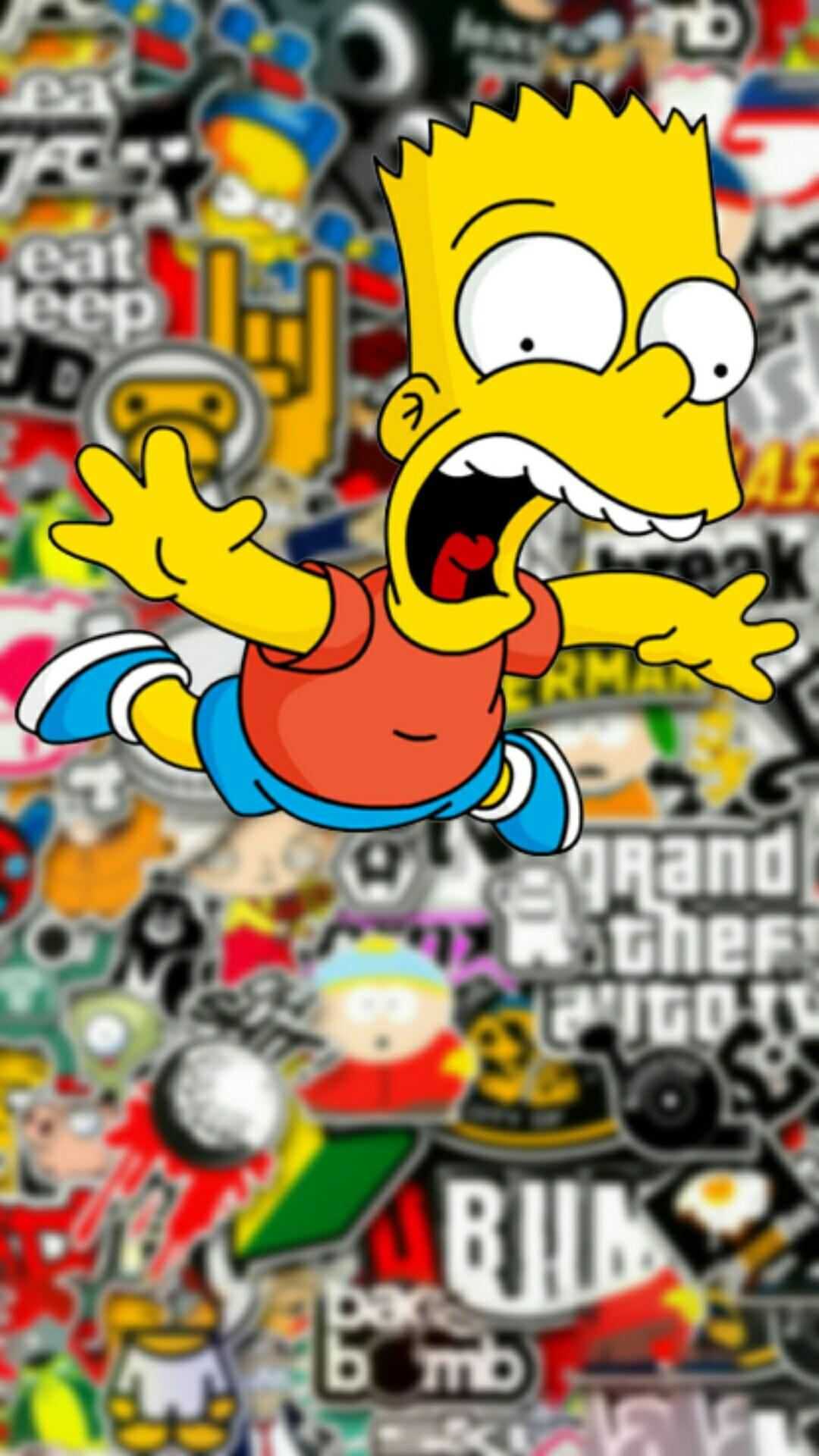 Supreme Bart Simpson Wallpapers Top Free Supreme Bart Epicgaming