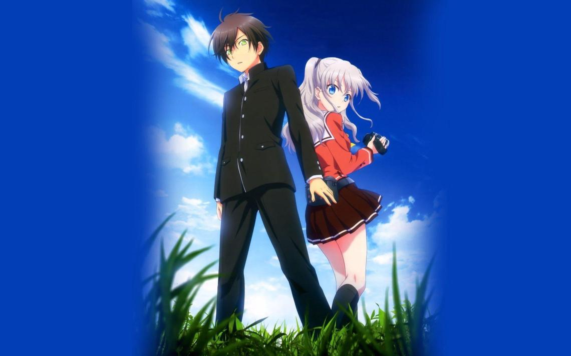 Anime Couple Wallpapers Hd Wallpaper Cave