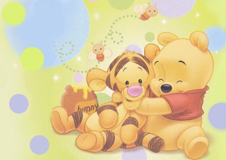 Baby Winnie The Pooh Wallpapers Amatwallpaper Org