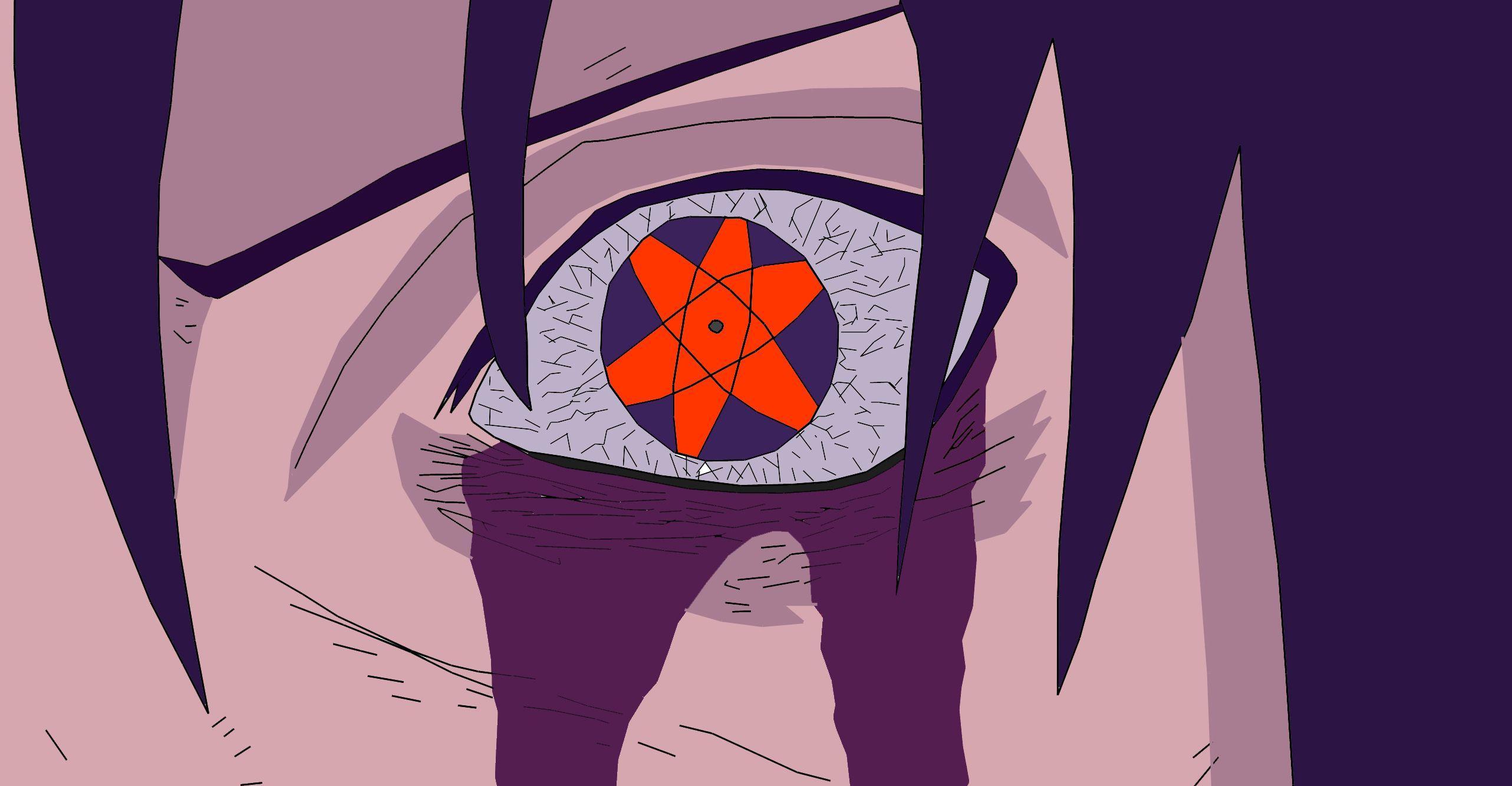 sasuke uchiha mangekyou sharingan