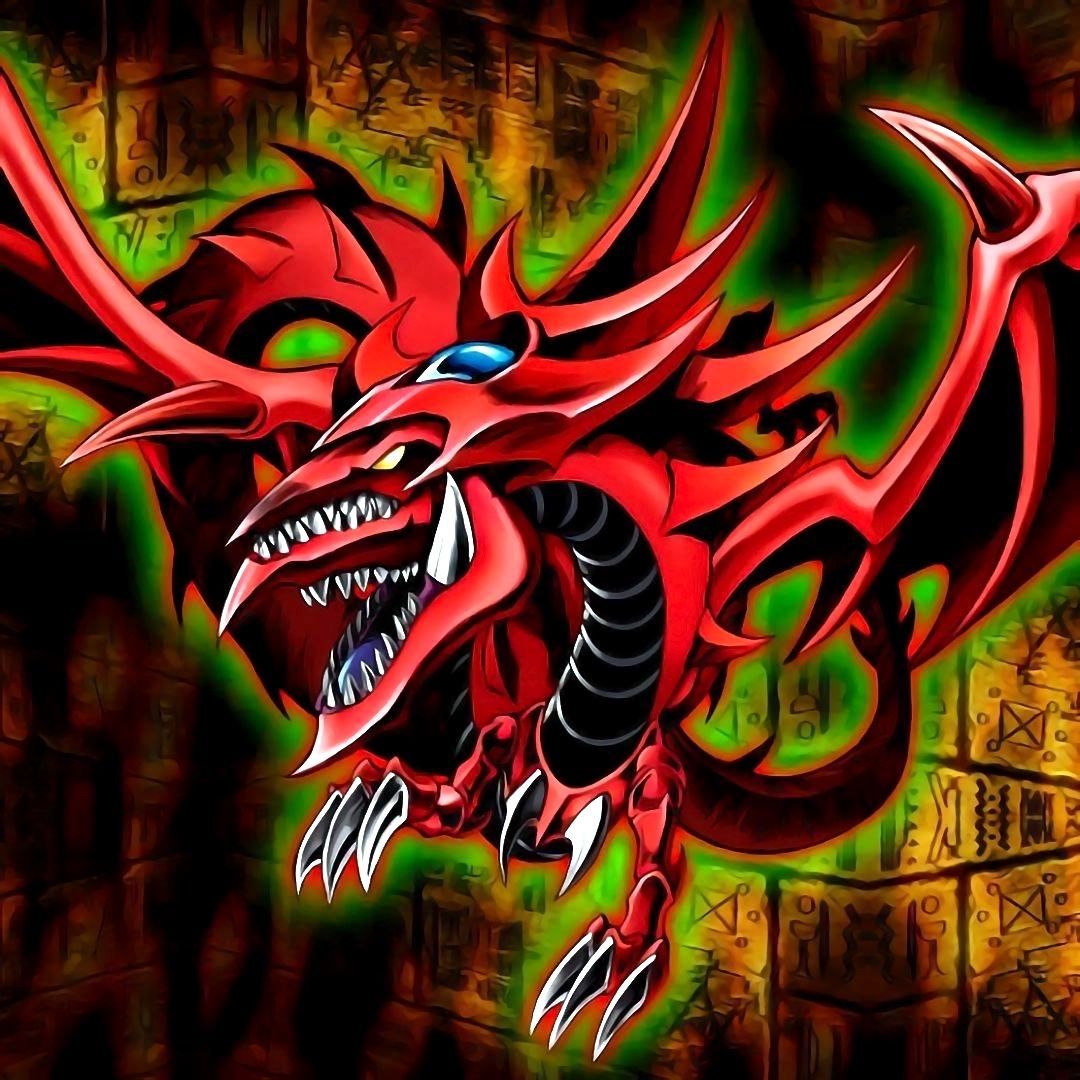Slifer The Sky Dragon Wallpaper HD