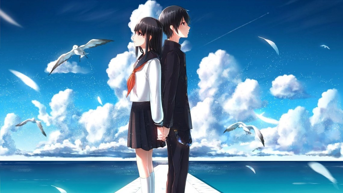 Romance Anime Wallpapers Wallpaper Cave