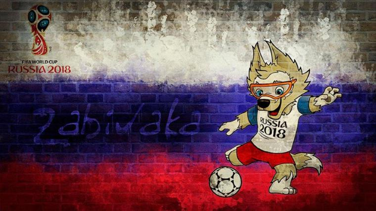 Zabivaka 2018 FIFA World Cup Mascot Wallpaper | 9To5Animations.Com