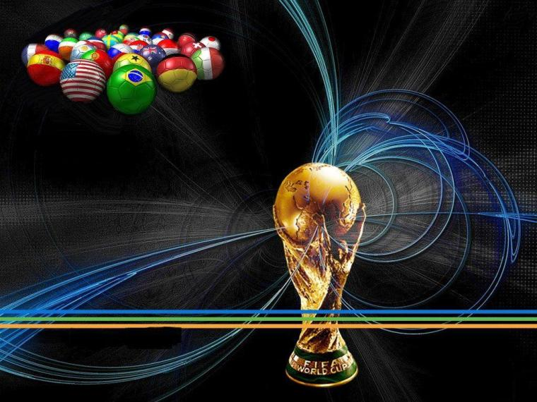 World Cup 2014 Amazing Wallpaper Designs World Cup 2014 Amazing ...