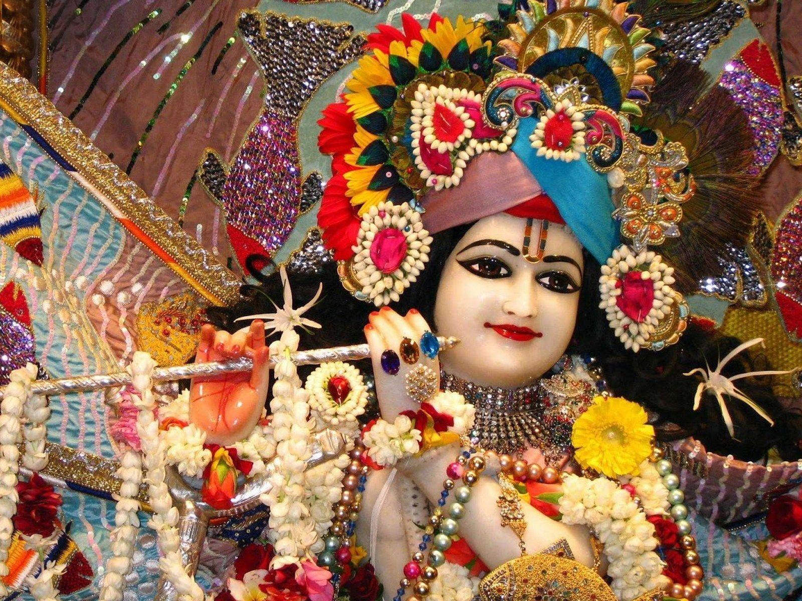 Shri Krishna Wallpapers Hd Wallpaper Cave